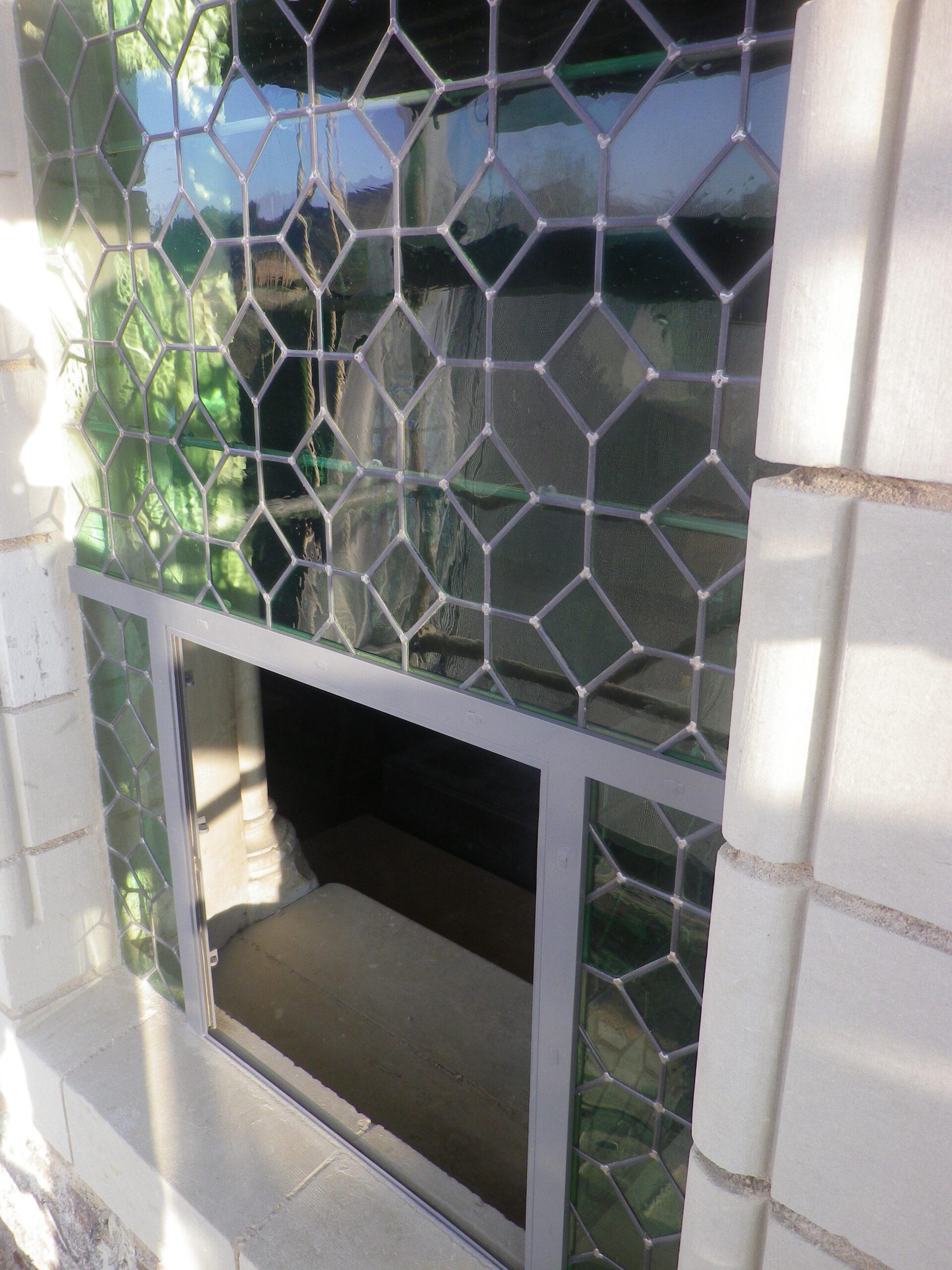 Atelier de vitrail Christian BEAUBREUIL vitrerie